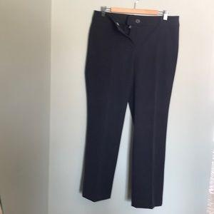 Hilary Radley grey dress pant